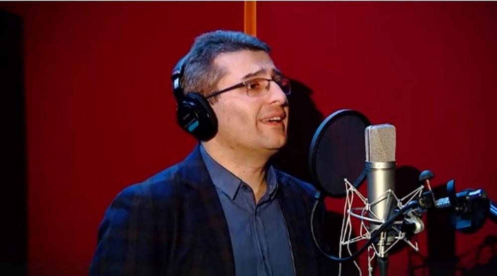 საახალწლო სიმღერა დეპუტატების შესრულებით (ვიდეო)
